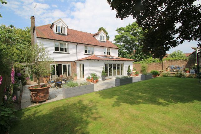 Thumbnail Detached house for sale in Sand House, Woodbury Lane, Tenterden