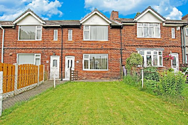 Thumbnail Terraced house for sale in Katherine Road, Thurcroft, Rotherham