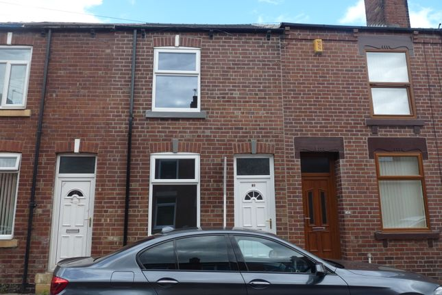 Thumbnail Terraced house to rent in Cross Street, Savile Road, Castleford