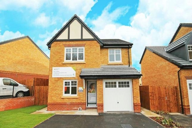 Thumbnail Detached house for sale in The Ludlow Gibfield Park Avenue, Atherton, Manchester