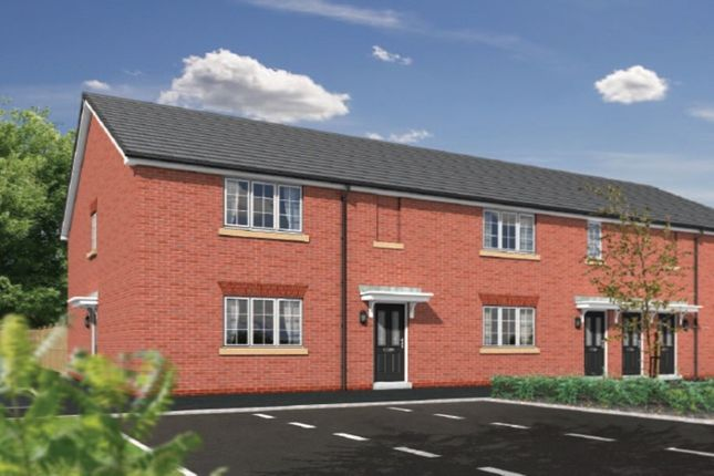 Thumbnail Flat for sale in St John's Walk, Moorland Road, Poulton-Le-Fylde, Lancashire