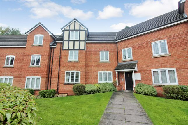 Thumbnail Flat for sale in Lister Grove, Blythe Bridge, Stoke-On-Trent