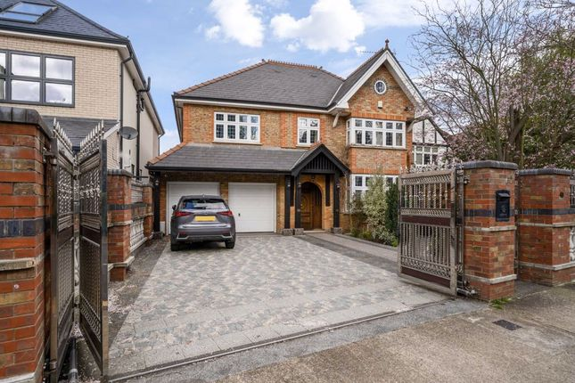 Thumbnail Detached house for sale in St. Marys Crescent, Osterley, Isleworth