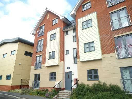 Thumbnail Flat to rent in Jacob House, Aylward Street, Portsmouth