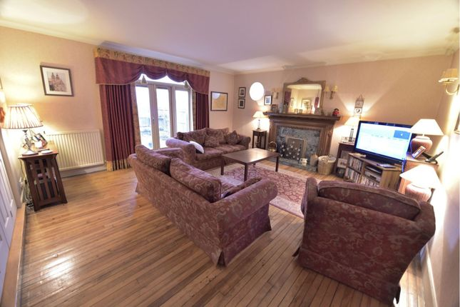 Sitting Room of Upper Kinneddar, Saline, Dunfermline KY12