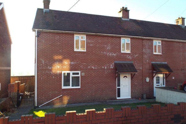 Thumbnail Semi-detached house for sale in Grugos Avenue, Pontyberem, Llanelli