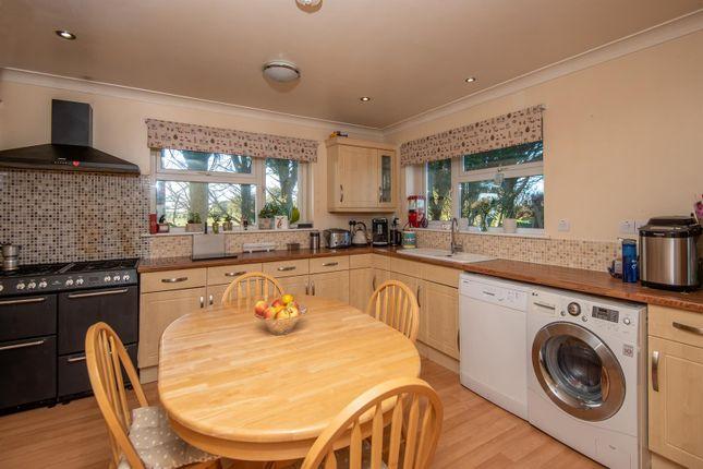 Kitchen of Hillhead Road, Kergilliack, Falmouth TR11