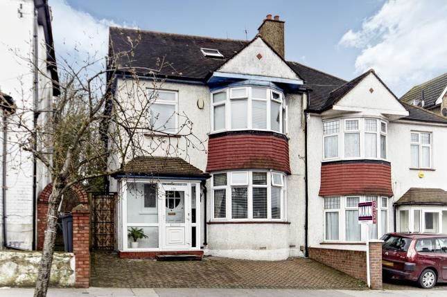 Thumbnail Semi-detached house for sale in Aberdeen Road, Croydon