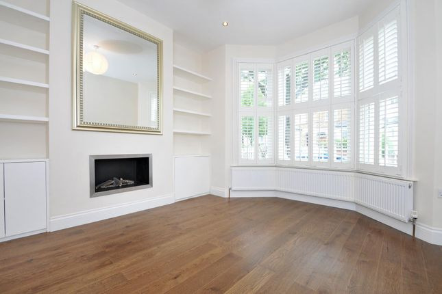 Thumbnail Property to rent in Somerset Road, Chiswick, London