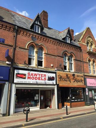 Thumbnail Commercial property for sale in 119-121 Bradshawgate, Leigh, Lancashire
