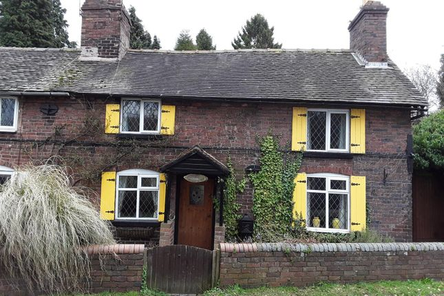 Thumbnail Cottage for sale in Duke Street, St. Georges, Telford