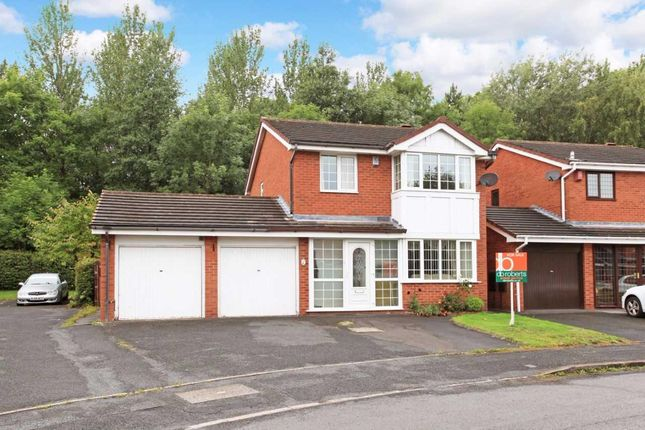 Thumbnail Detached house for sale in 6 Buttermere Drive, Priorslee, Telford