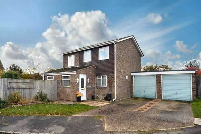 Thumbnail Detached house for sale in Barley Close, Hazlemere, High Wycombe