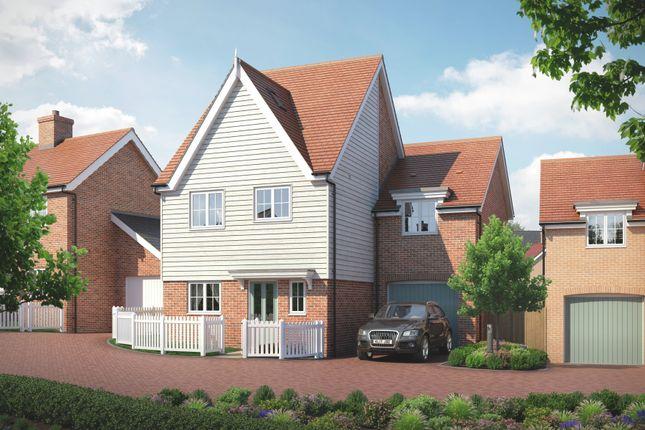 Thumbnail Detached house for sale in St Michael's Hurst, Barker Close, Bishop'S Stortford, Hertfordshire