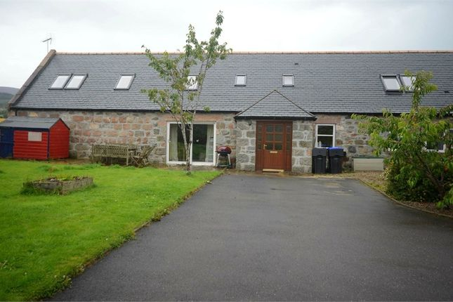 Thumbnail Terraced house for sale in Whitehouse, Alford, Aberdeenshire