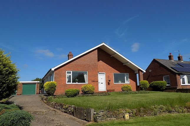 Thumbnail Detached bungalow for sale in West Winds, Irthington