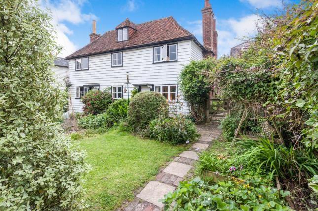 Thumbnail Semi-detached house for sale in Cerne Cottages, High Street, Ticehurst, Wadhurst