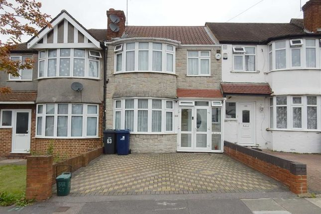 Thumbnail Terraced house for sale in Hillside Road, Southall, Middlesex