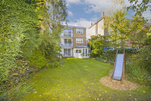 3 bed flat for sale in Parkhill Road, London NW3