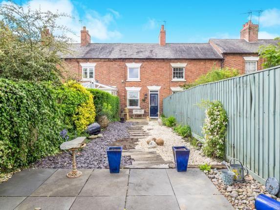 Thumbnail Terraced house for sale in Station Terrace, Radcliffe-On-Trent, Nottingham, Nottinghamshire