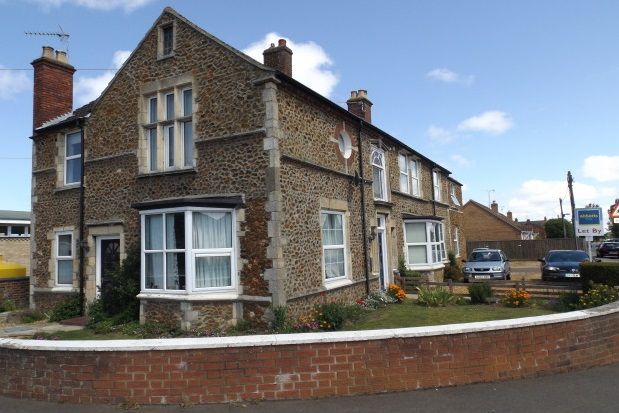 Thumbnail Flat to rent in Downs Road, Hunstanton