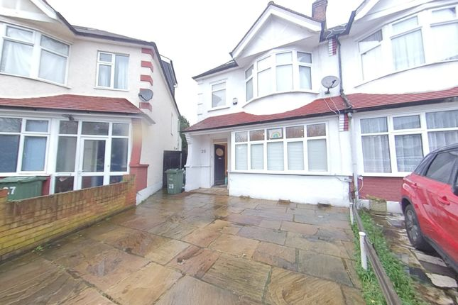 Thumbnail Semi-detached house to rent in Kirkstall Gardens, London