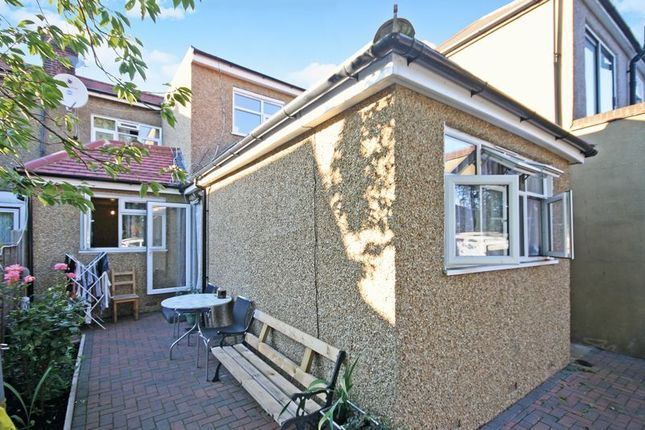 Thumbnail Semi-detached house for sale in Church Road, Northolt