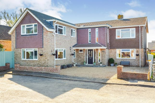Thumbnail Detached house for sale in Sutton Road, Witchford, Ely