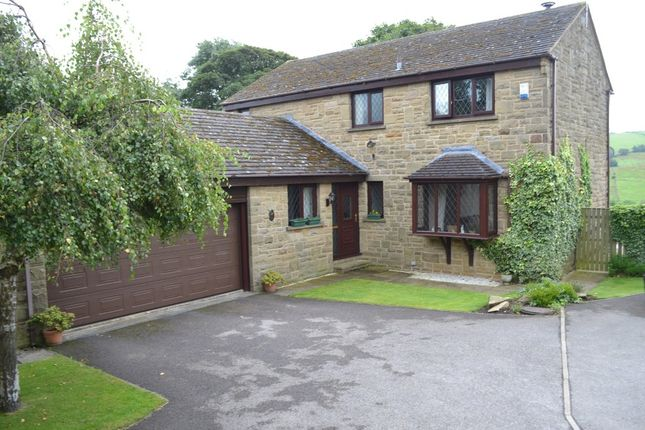 Thumbnail Detached house for sale in Ox Heys Meadows, Thornton, Bradford