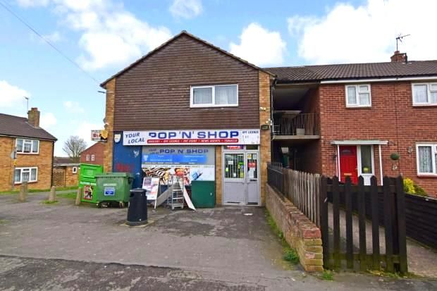 Thumbnail Flat to rent in Mill Crescent, Southam