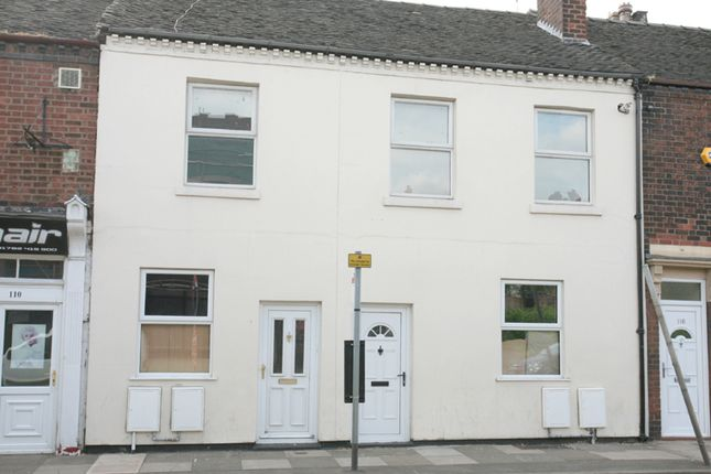 Thumbnail Flat to rent in Victoria Road, Fenton