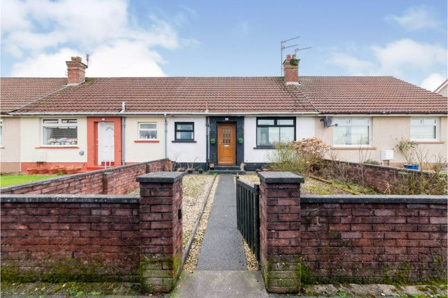 1 bed terraced bungalow for sale in St. Margaret Avenue, Dalry KA24