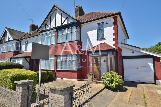 Thumbnail Semi-detached house for sale in Forest Road, Ilford