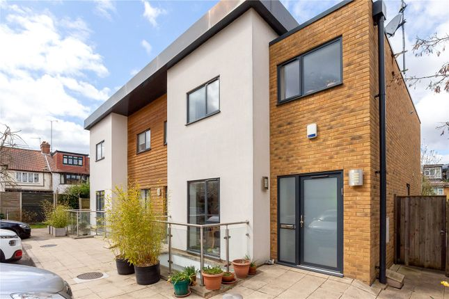 4 bed semi-detached house for sale in Chanin Mews, London NW2
