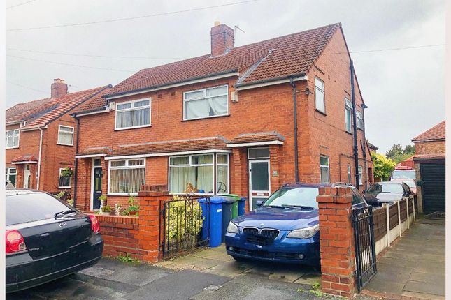 Thumbnail Semi-detached house to rent in Tomlinson Avenue, Warrington, Cheshire