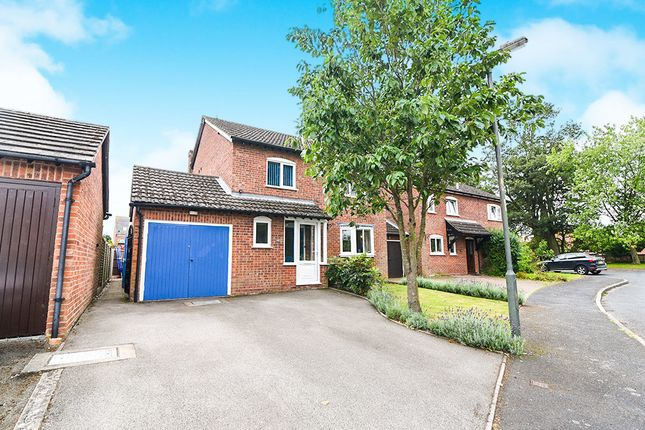 Thumbnail Detached house for sale in The Oaklands, Droitwich