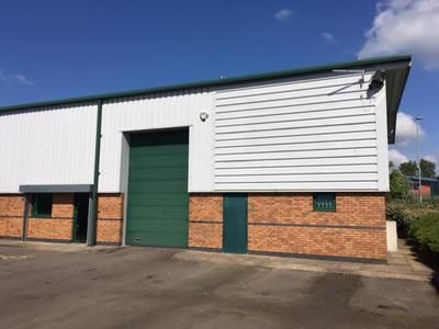 Thumbnail Warehouse to let in Unit 9, Phase 1 Stretton Business Park, Brunel Drive, Stretton, Burton Upon Trent, Staffordshire