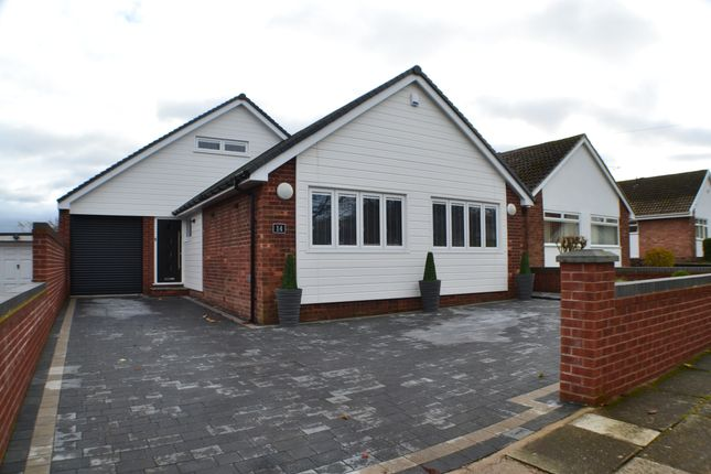 Thumbnail Detached bungalow for sale in Downham Way, Woolton, Liverpool