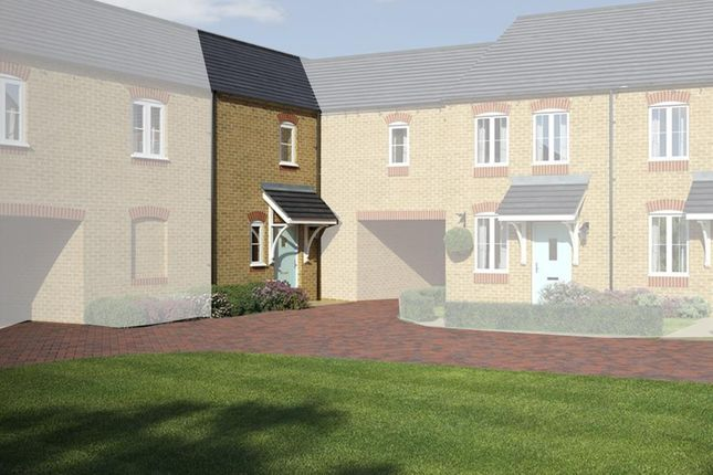 """Thumbnail Terraced house for sale in """"Spitfire"""" at Richmond Road, Bicester"""