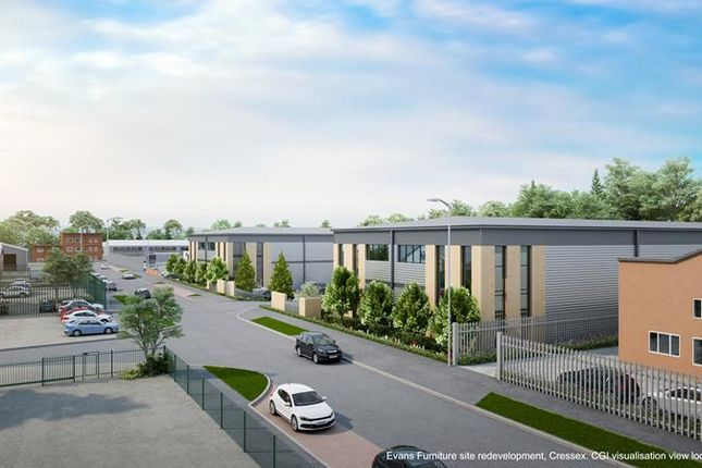 Photo of Units 4, 5, 6 And 7, New Industrial/Warehouse Development, Lincoln Road, Cressex Business Park, High Wycombe, Bucks HP12