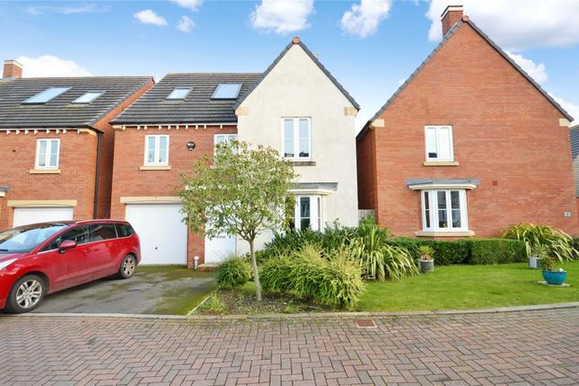 Thumbnail Detached house for sale in Cowick Court, Exeter, Devon