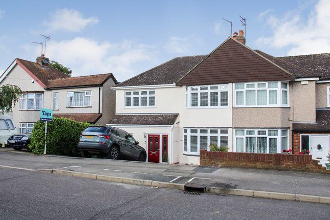 Thumbnail Semi-detached house for sale in Appledore Avenue, Bexleyheath
