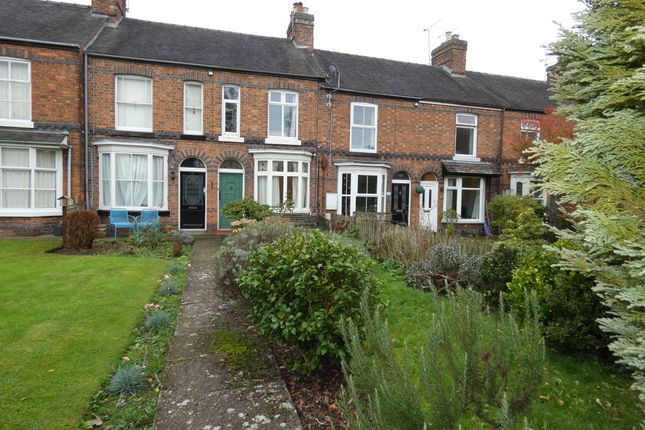 2 bed terraced house to rent in North Crofts, Nantwich CW5