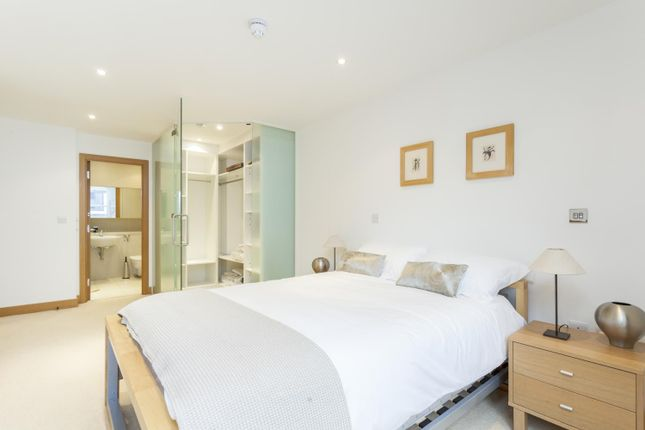 Bedroom of Neville House, 19 Page Street, Westminster, London SW1P