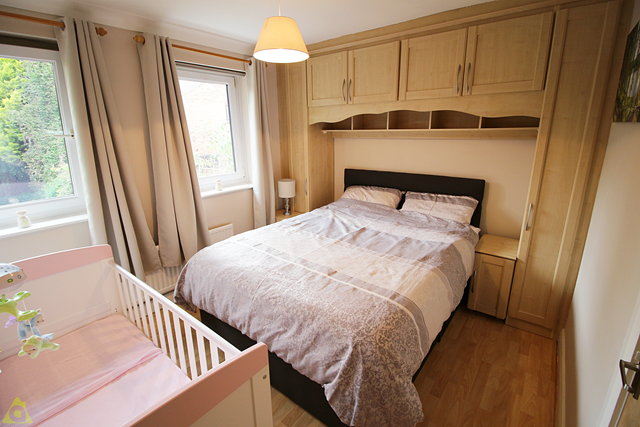 Master Bedroom of Greensmith Way, Westhoughton BL5