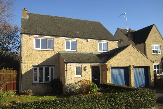Thumbnail Detached house to rent in Perrinsfield, Lechlade