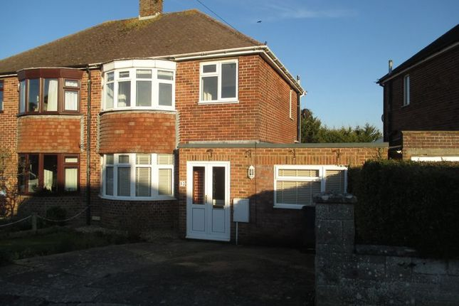 Thumbnail Semi-detached house to rent in High Lea, Yeovil
