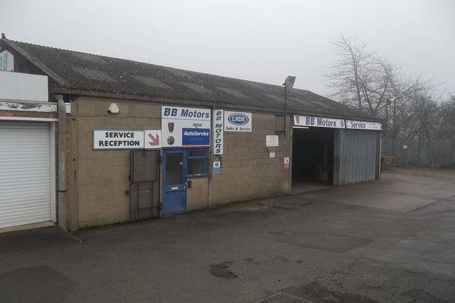 Industrial to let in St James Road, Corby