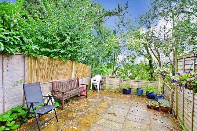 Rear Garden of Warren Drive, Lewes, East Sussex BN7