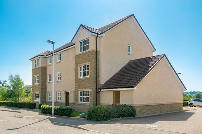 Thumbnail Flat for sale in 17C Whitehouse Gardens, Gorebridge, Midlothian